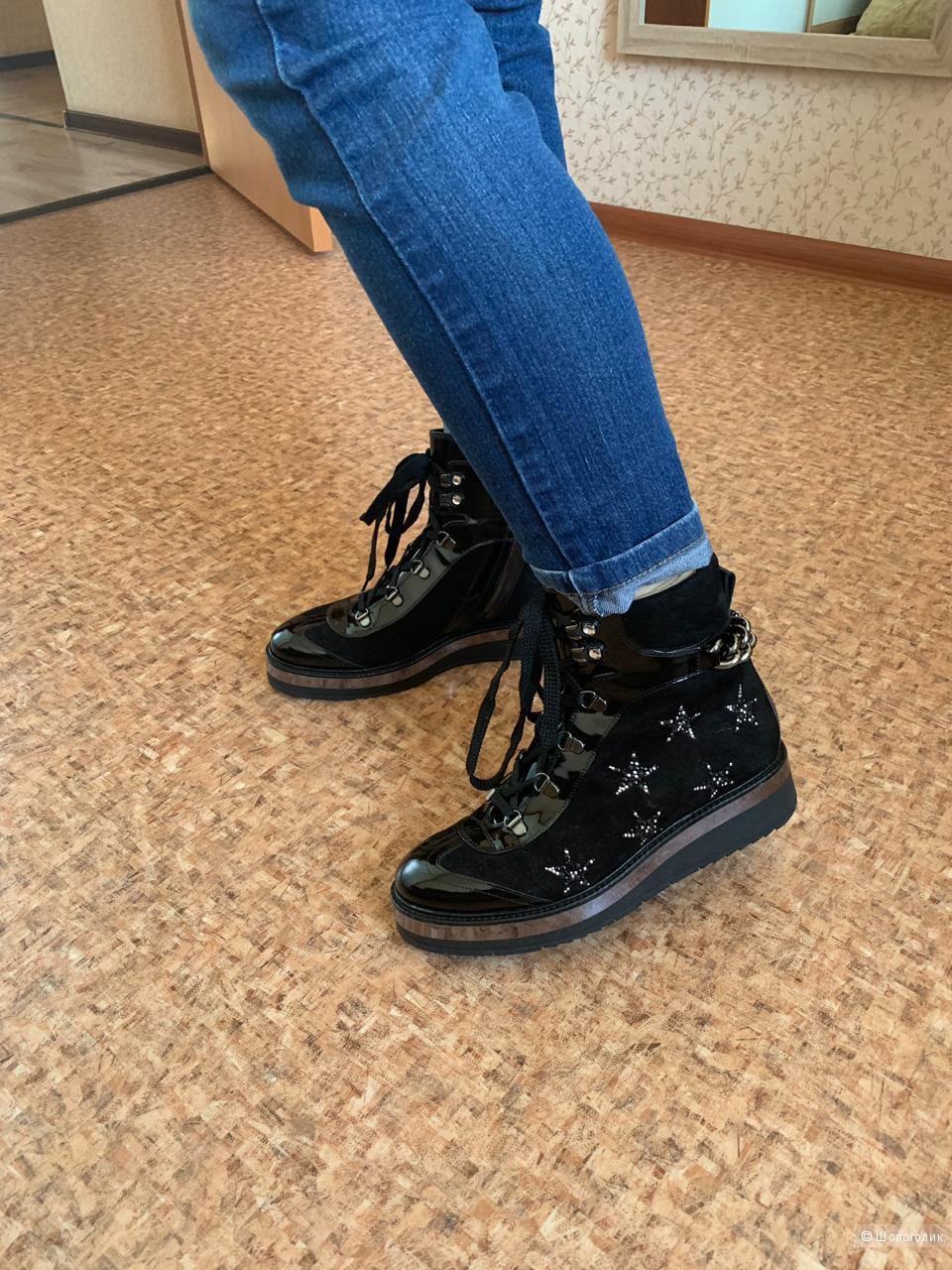 Ботинки демисезонные Loretta Pettinari размер 39