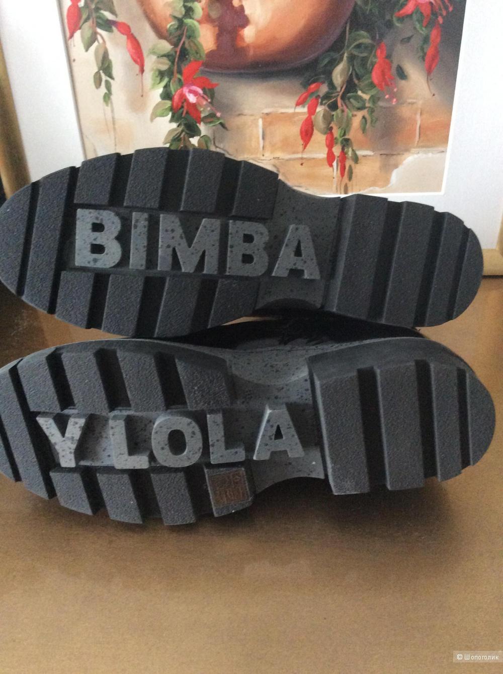 Ботильоны Bimba y Lola 38 размер