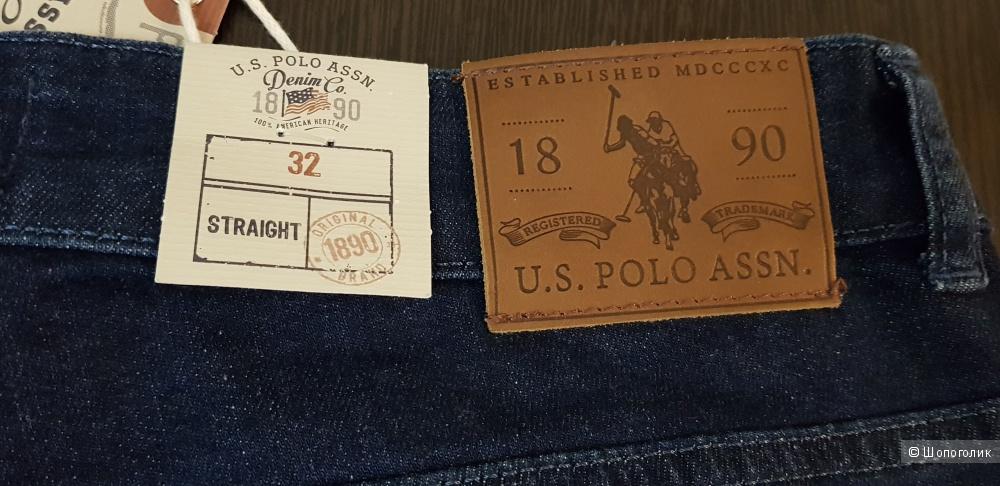 Джинсы U.S. Polo, размер 32