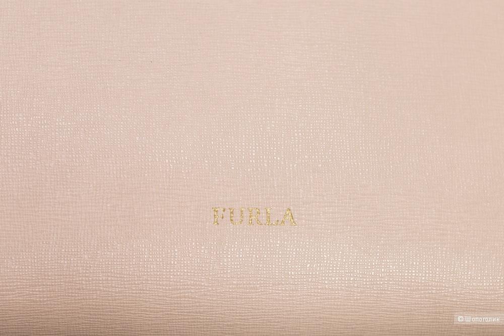 Сумка-тоут женская - Furla Agata, medium.