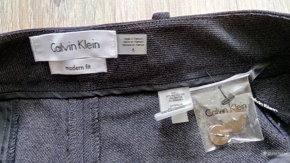 Брюки Calvin Klein, размер 6