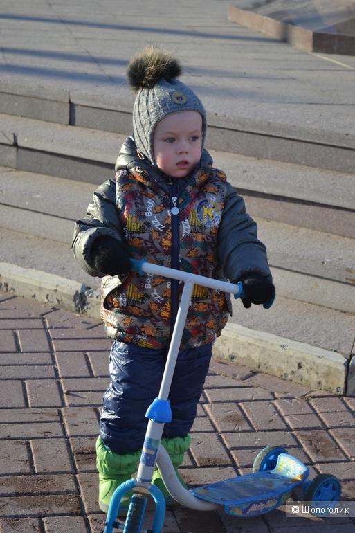 Комплект-трансформер Jintonble на мальчика 2-3 лет