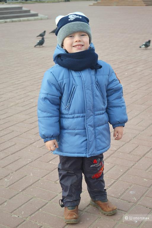 Парка Dodipetto для мальчика 2-4 лет