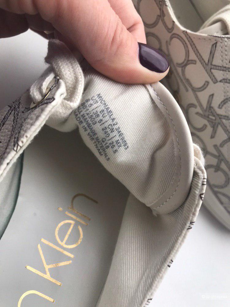 Сникерсы Calvin Klein Michaela, размер 38