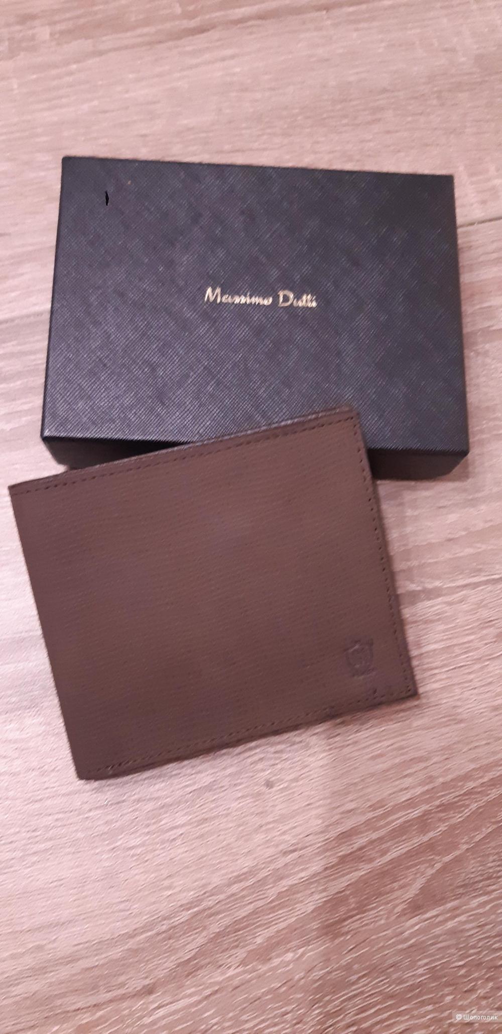 Портмоне Massimo Dutti