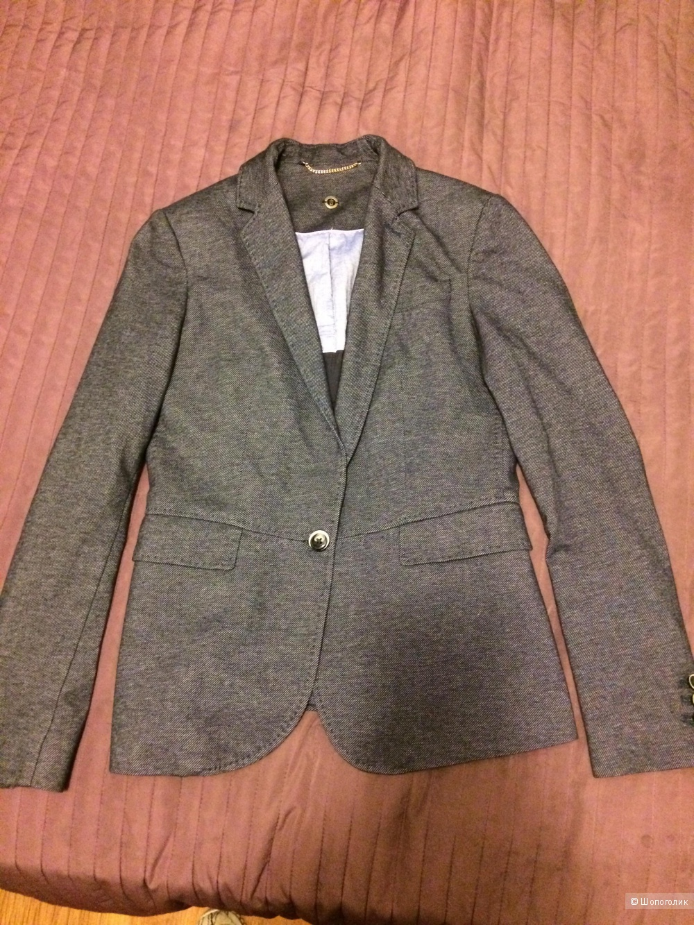 Пиджак Massimo Dutti размер 36