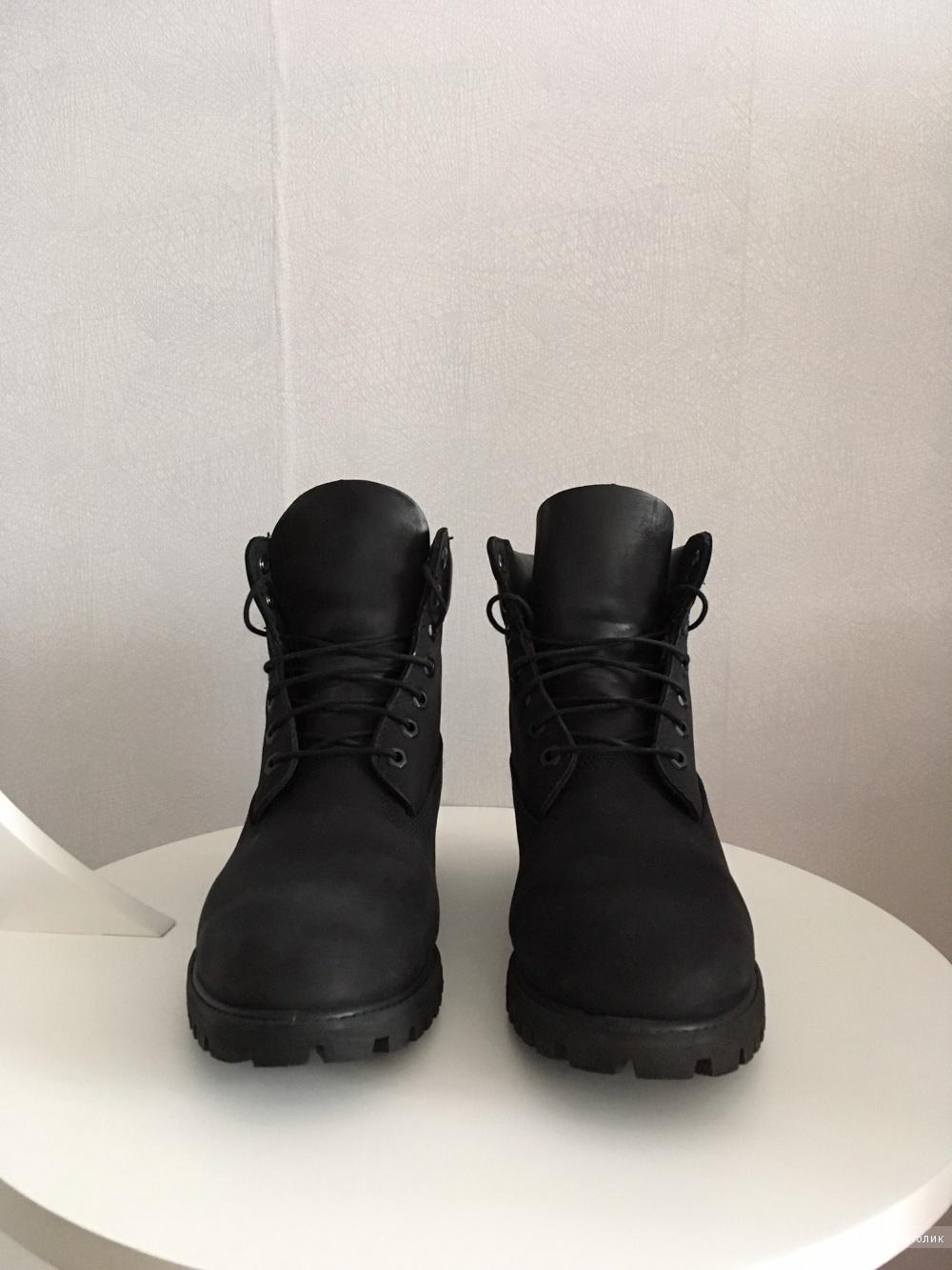 Ботинки Timberland Classic 6-inch Premium Black