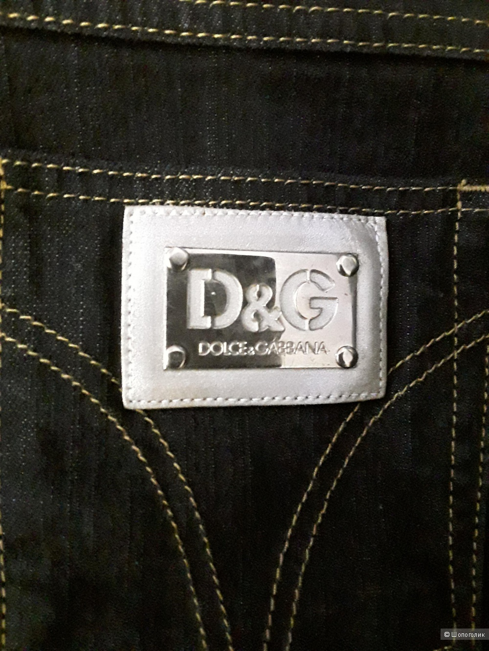 Джинсы Dolce Gabbana 31 размер