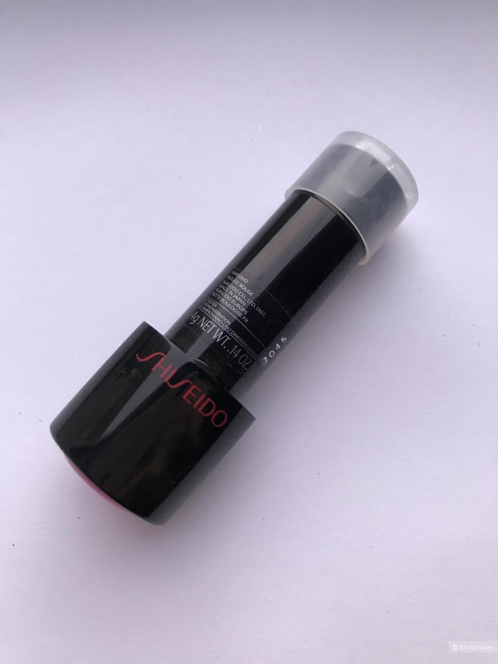 Shiseido Rouge Rouge Lipstick губная помада тон RS418.