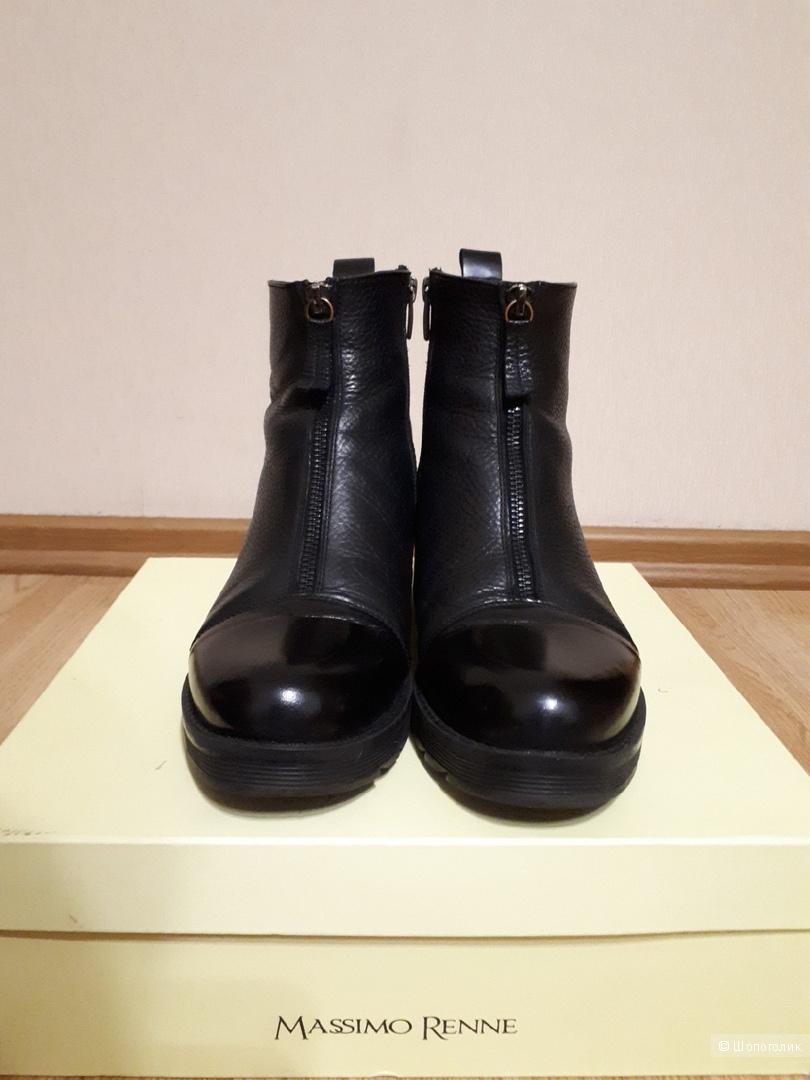 Ботинки Massimo Renne 38 размер