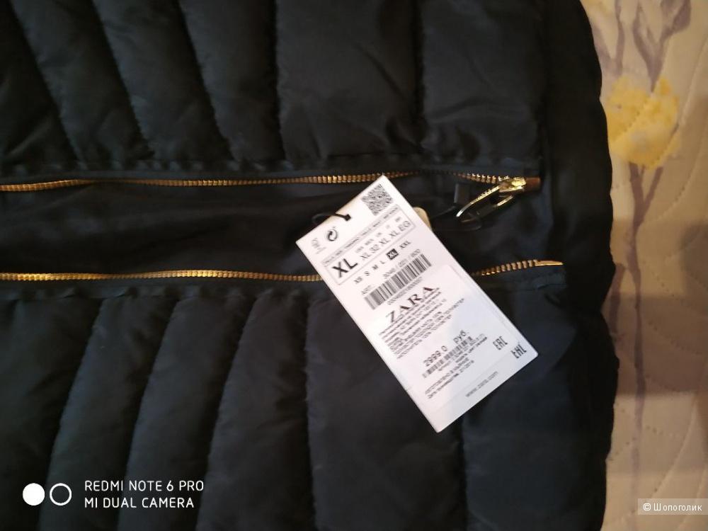Парка Zara Размер: 48–50 (XL)