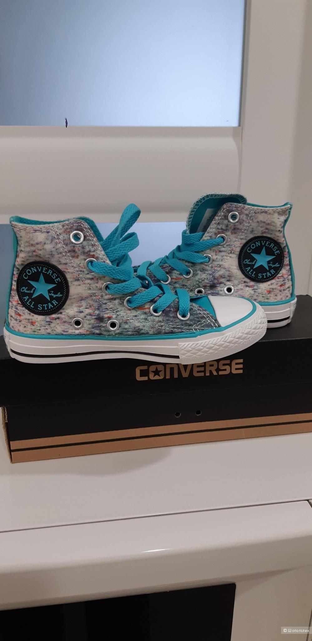 Кеды Converse, 10UK - 29 рус