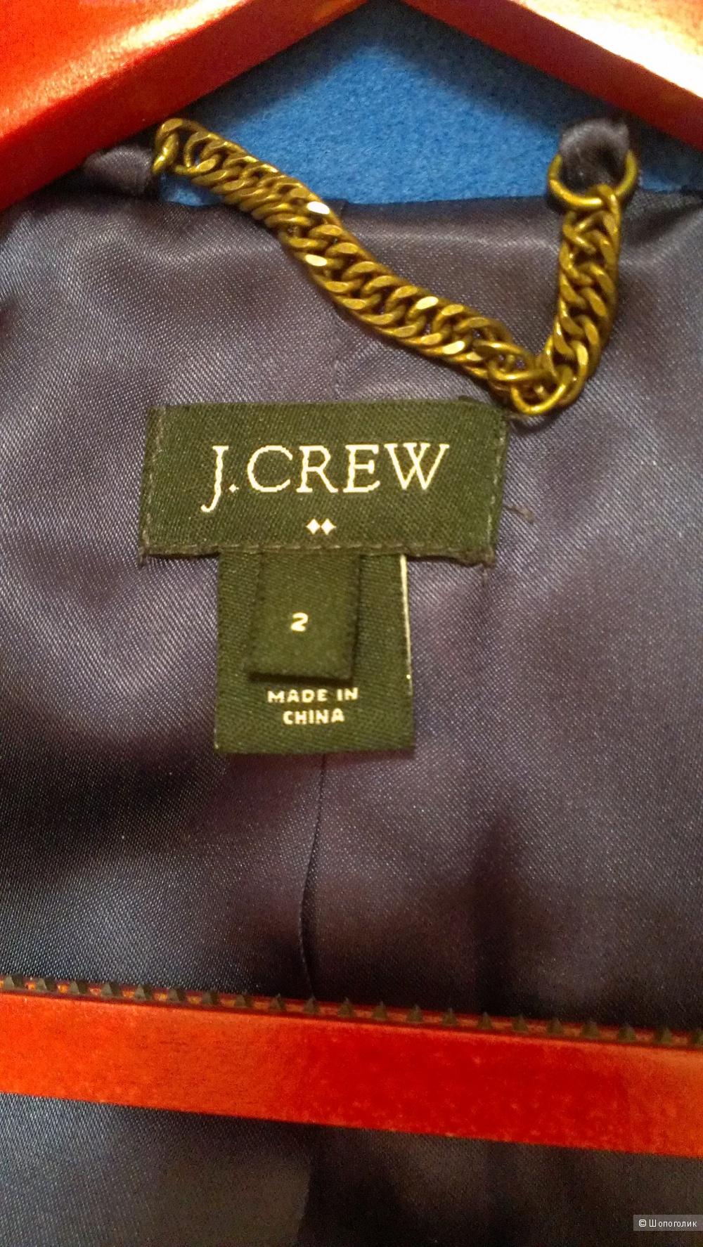 Пальто J.Crew размер 2 (USA)