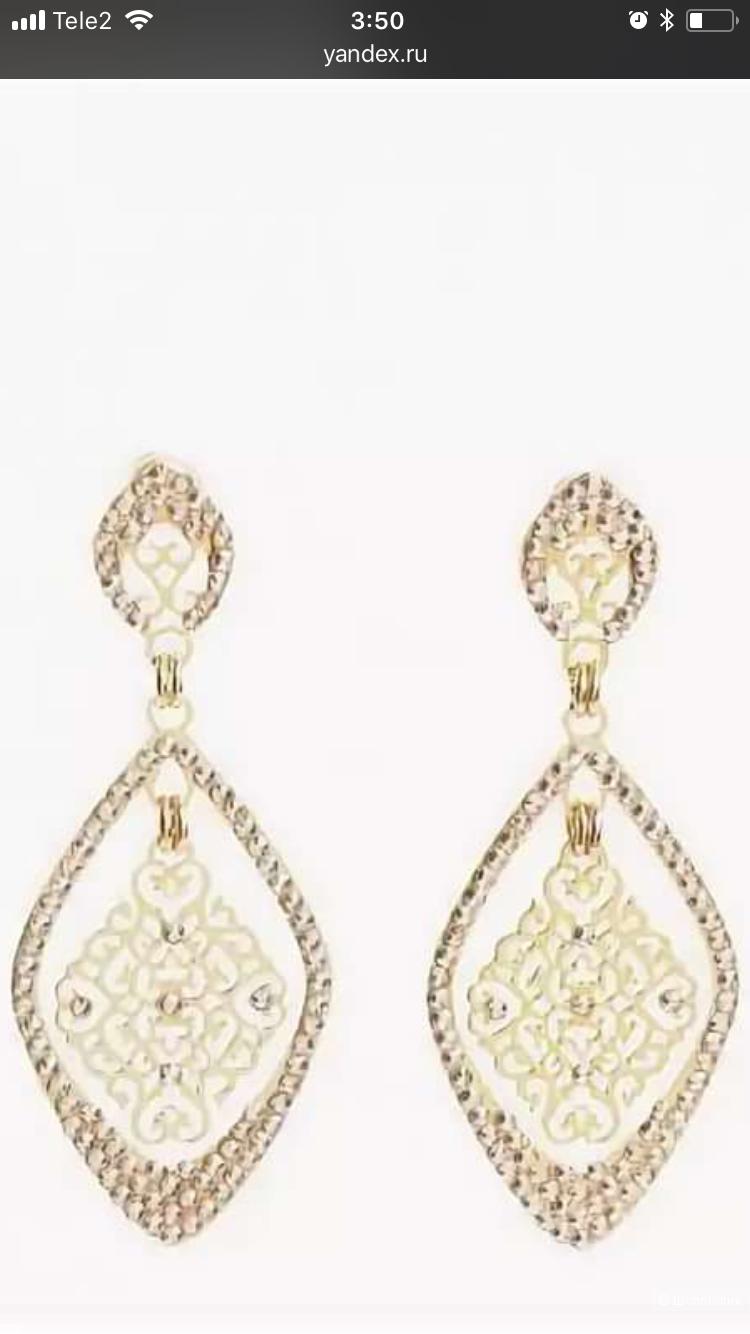 LK Jewelry серьги