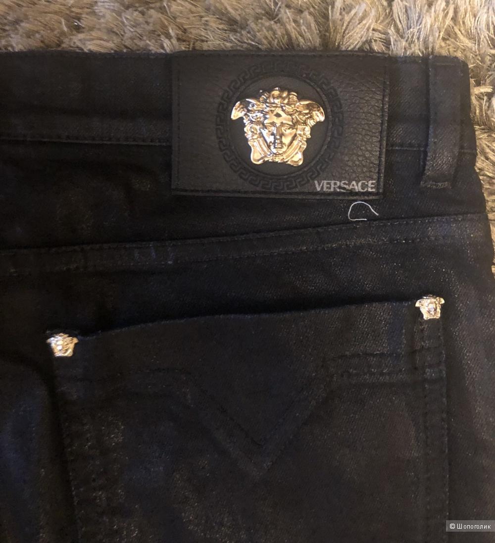 Джинсы Versace. Размер 27.
