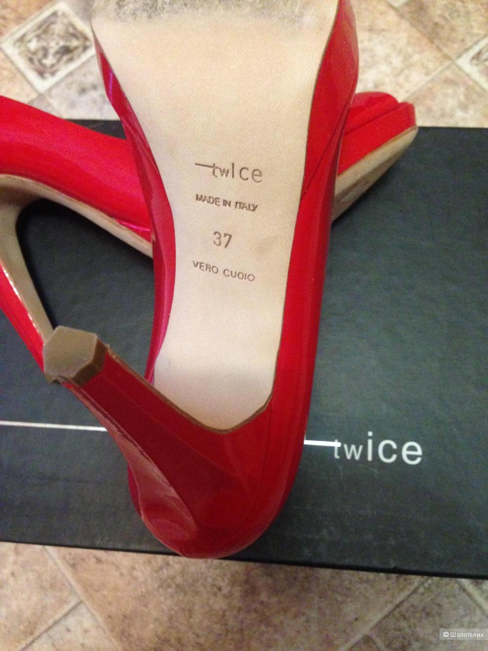 Туфли Twice 37 размер