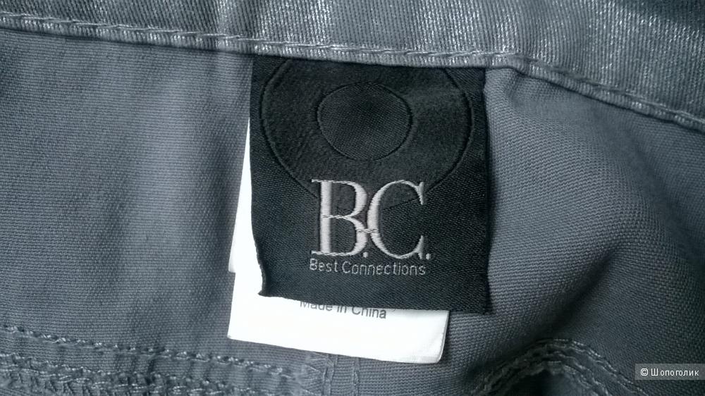 "Брюки-джинсы  "" B.C.""  р.38 (на 44 )"