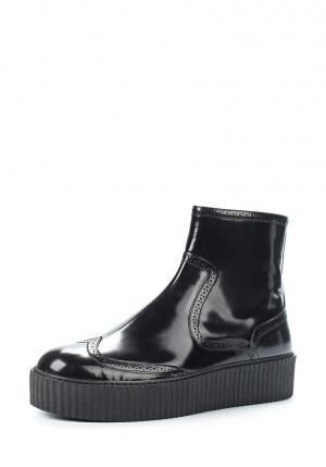 Ботинки (ботильоны) MM6 Maison Margiela размер 40