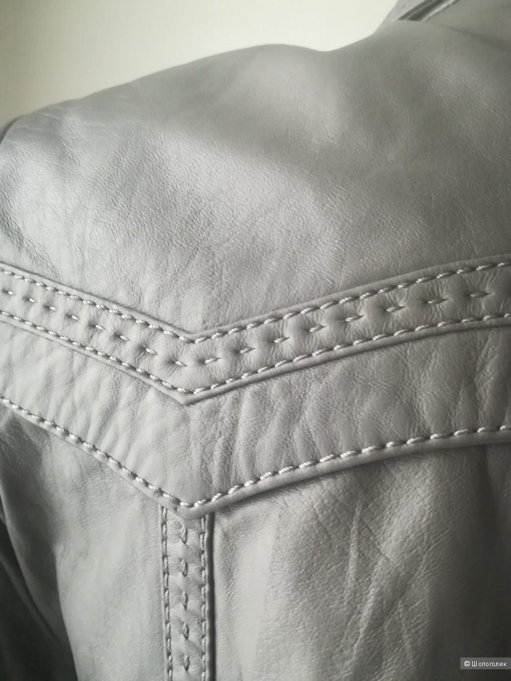 Куртка кожаная Rossini, размер 44-46