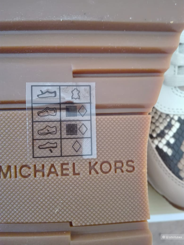 Кроссовки Michael Kors, 8 US,  38 IT,  рус.37.5 - 38