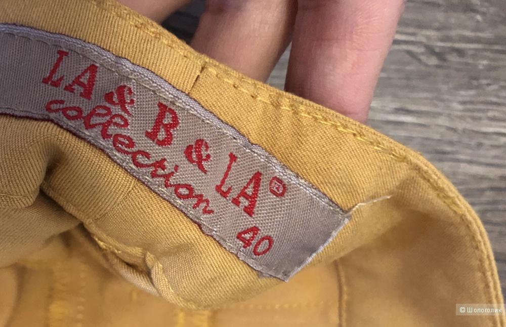 Брюки, LA&B&LA collection, 44 р (росс.)