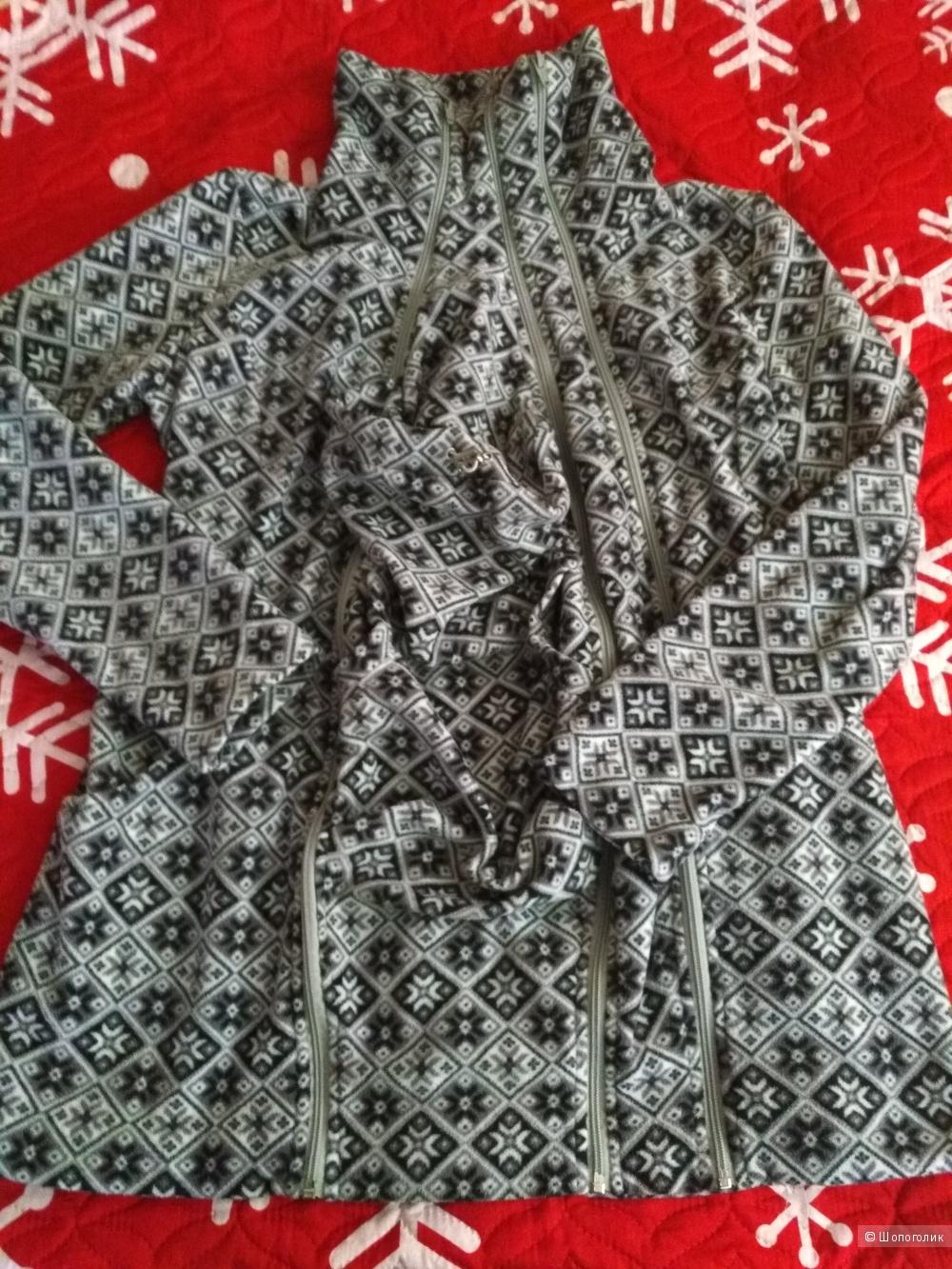Флисовая слингокуртка Чудо-чадо р-р S