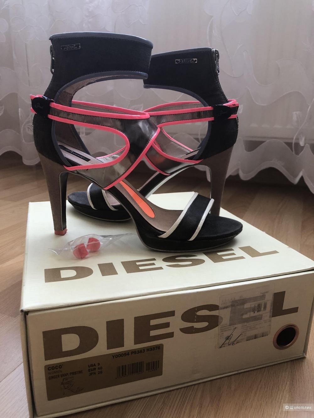 Босоножки Diesel 40