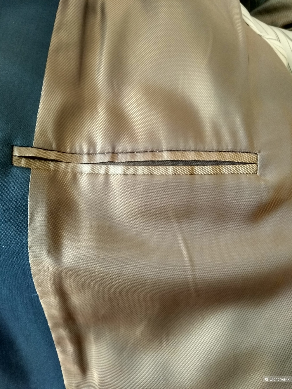 Пиджак, размер 52-54, Absolutex