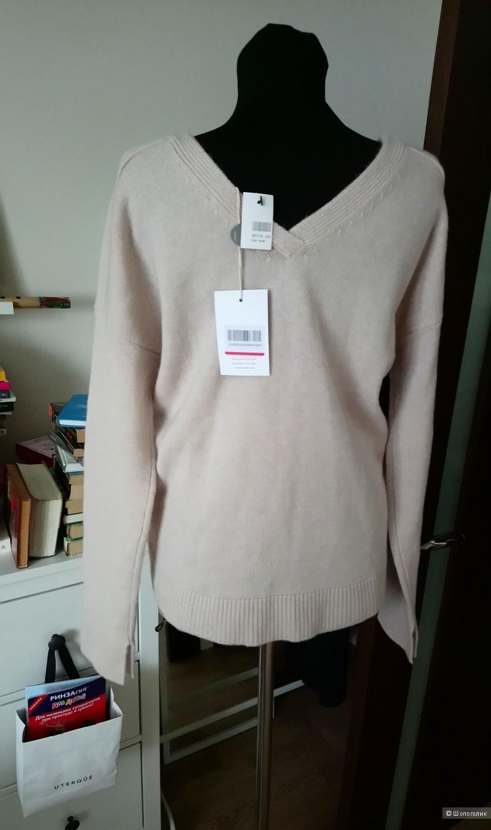 Кашемировый свитер DUFFY 44-46р-р