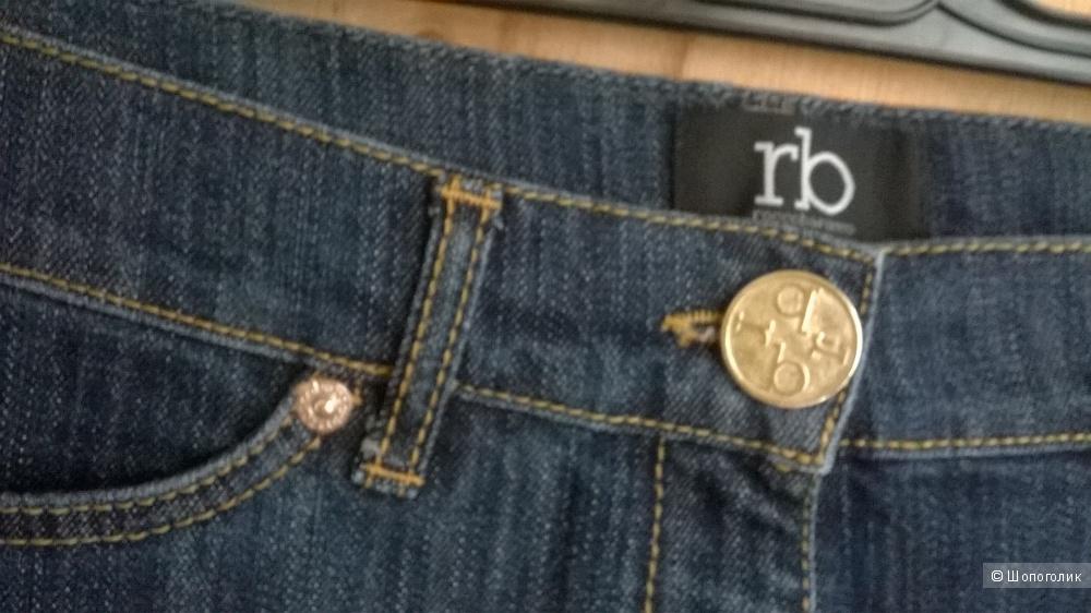 "Джинсы брюки "" Roccobarocco""  р.29/M на 44"