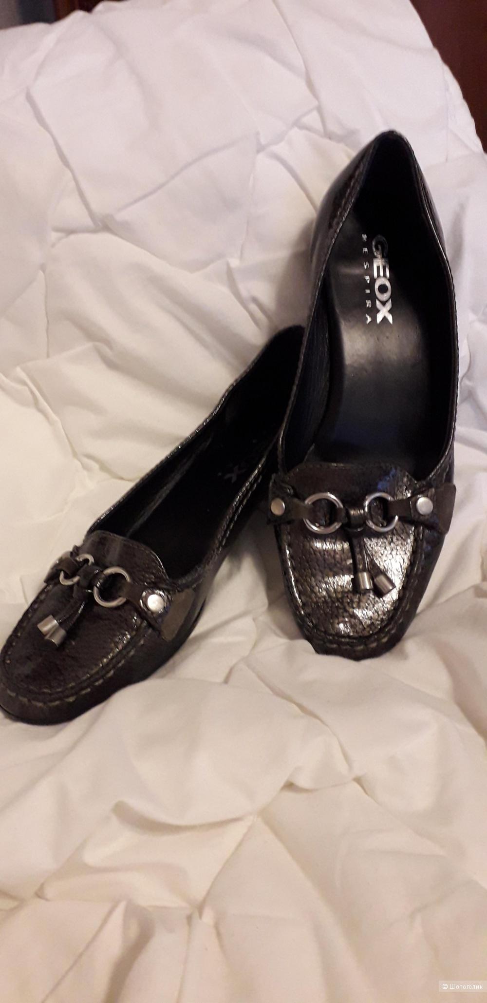 Макасины,туфли,Geox,37