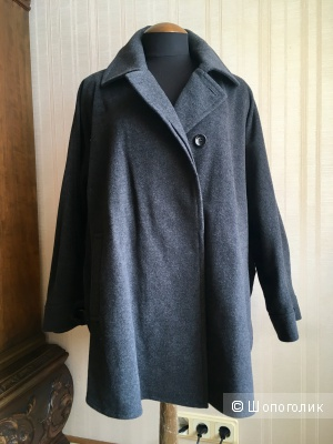 Пальто пончо накидка Avitano, 46-48-50-52