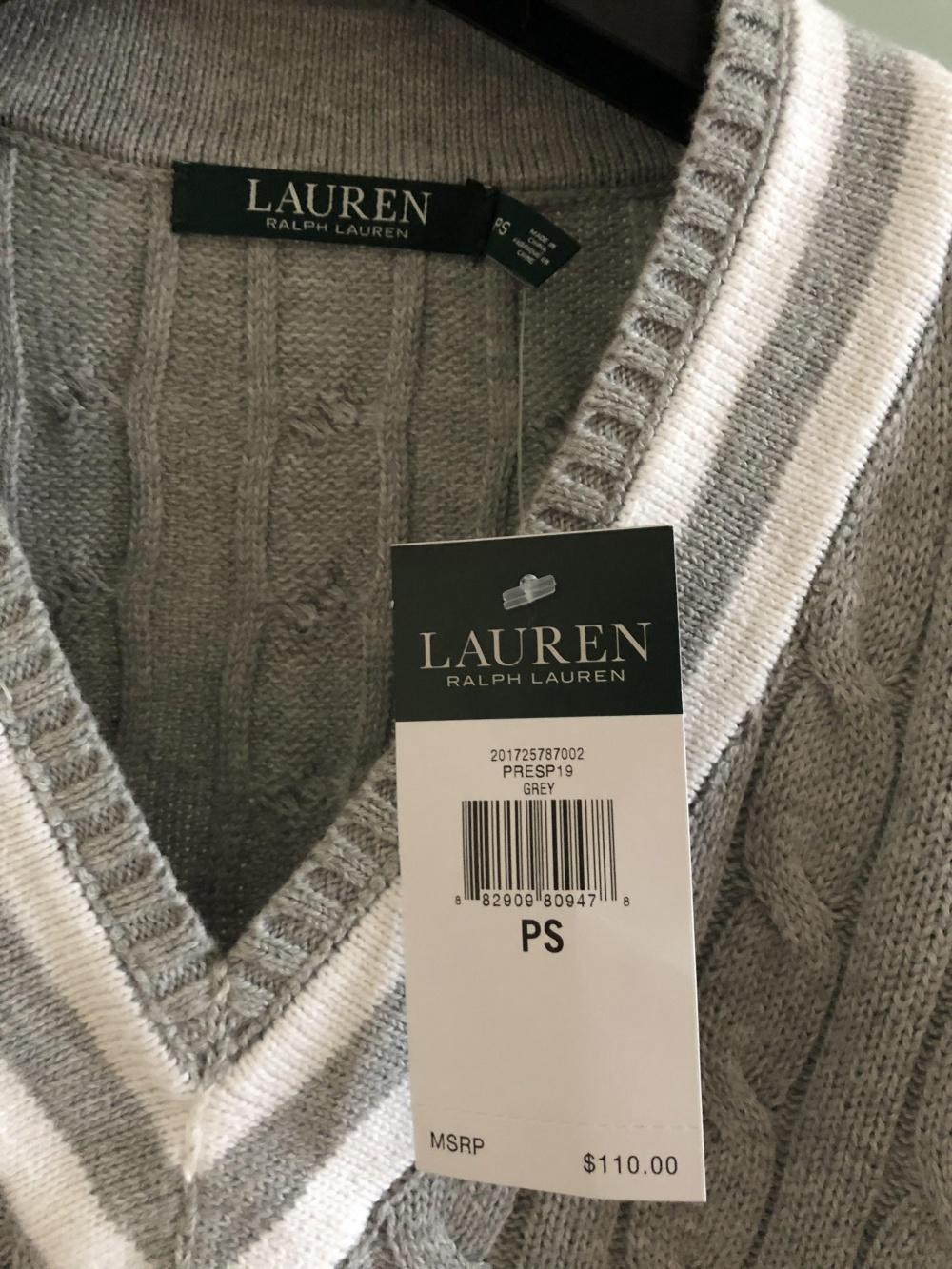 Свитер Ralph Lauren размер S