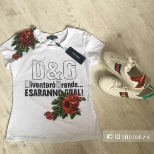 Футболка Dolce Gabbana, one size