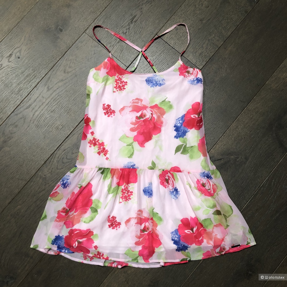 Платье-туника Abercrombie & Fitch, S