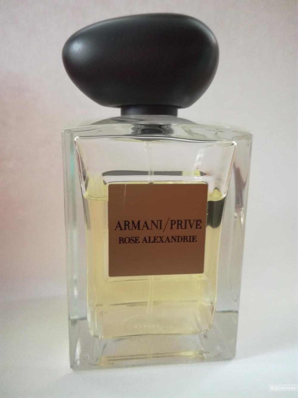 Парфюм Armani Prive Rose Alexandrie, Giorgio Armani 100 мл.