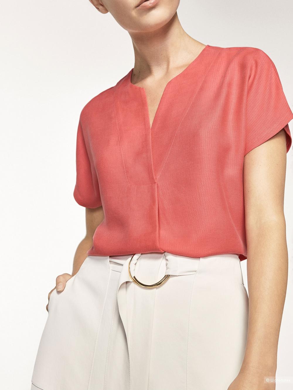 Блузка Massimo Dutti размер S