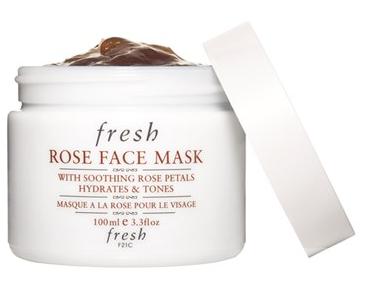Маска с лепестками роз от Fresh (Rose Face Mask) 15мл