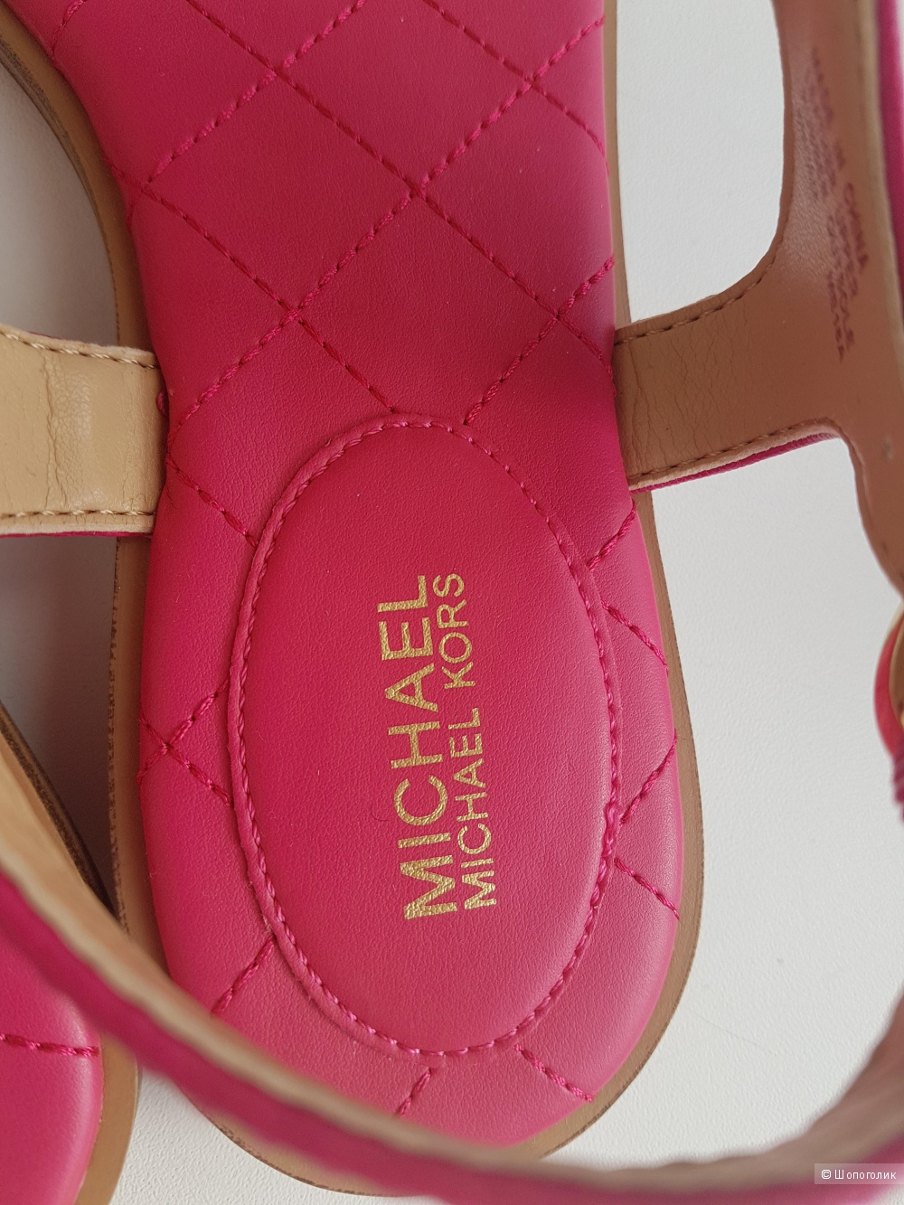 Сандалии Michael Kors, размер 35-35,5( 6us)