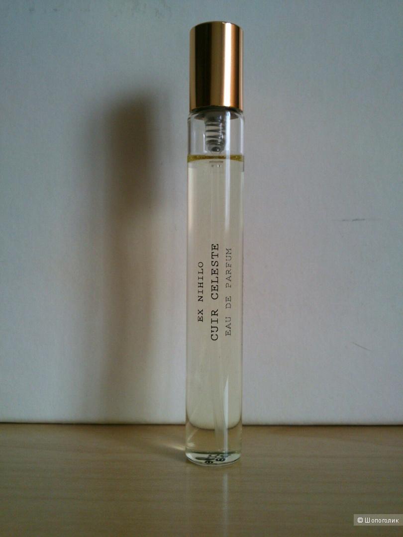 Cuir Celeste Ex Nihilo (EDP), 7,5 ml.