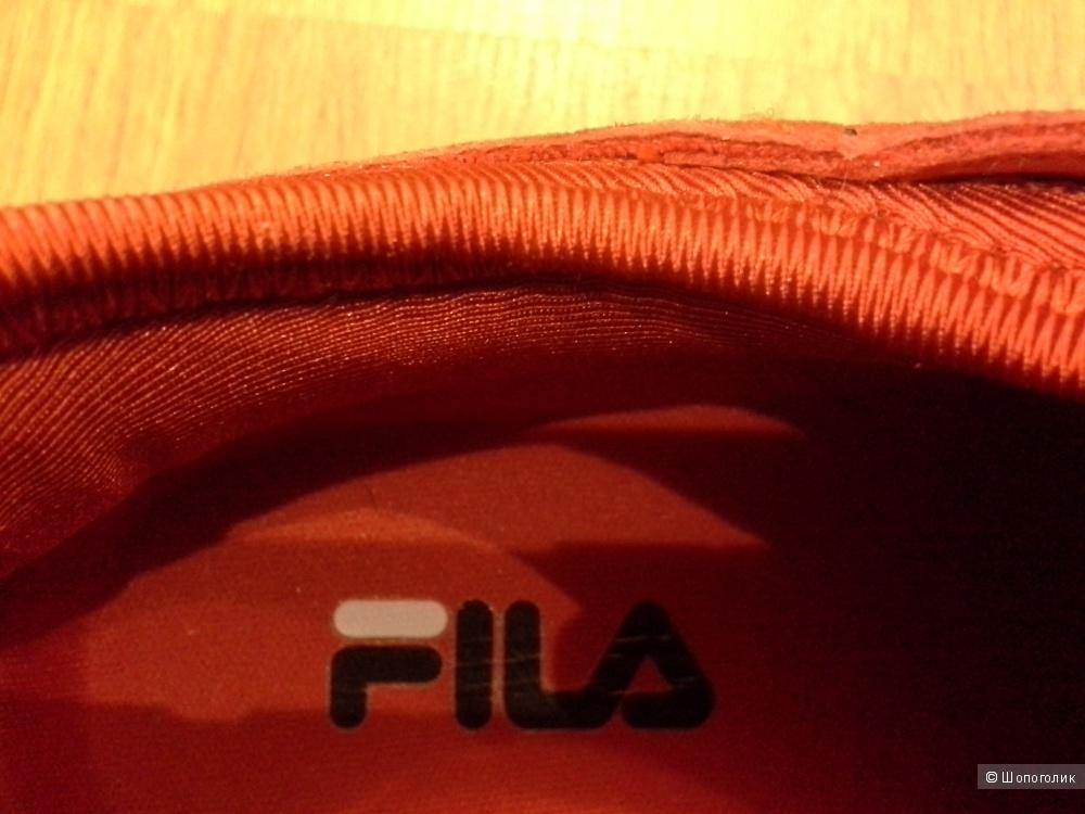 Кроссовки FILA, размер 38.