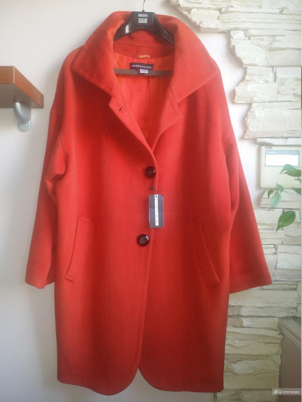 Кашемировое пальто Immagi, 46-48+