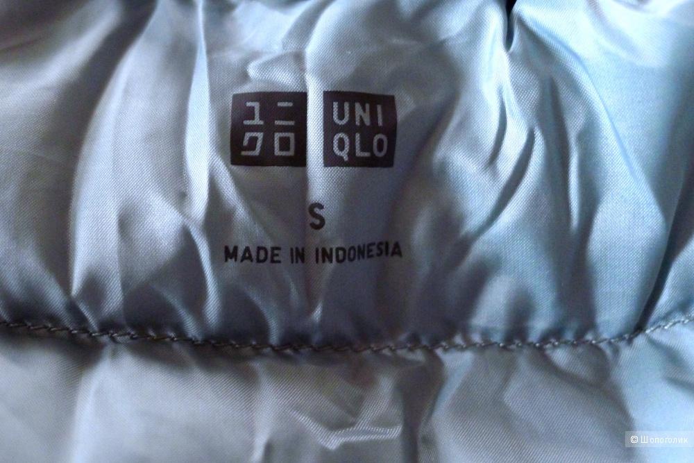 Жилет пуховик UNIQLO размер S