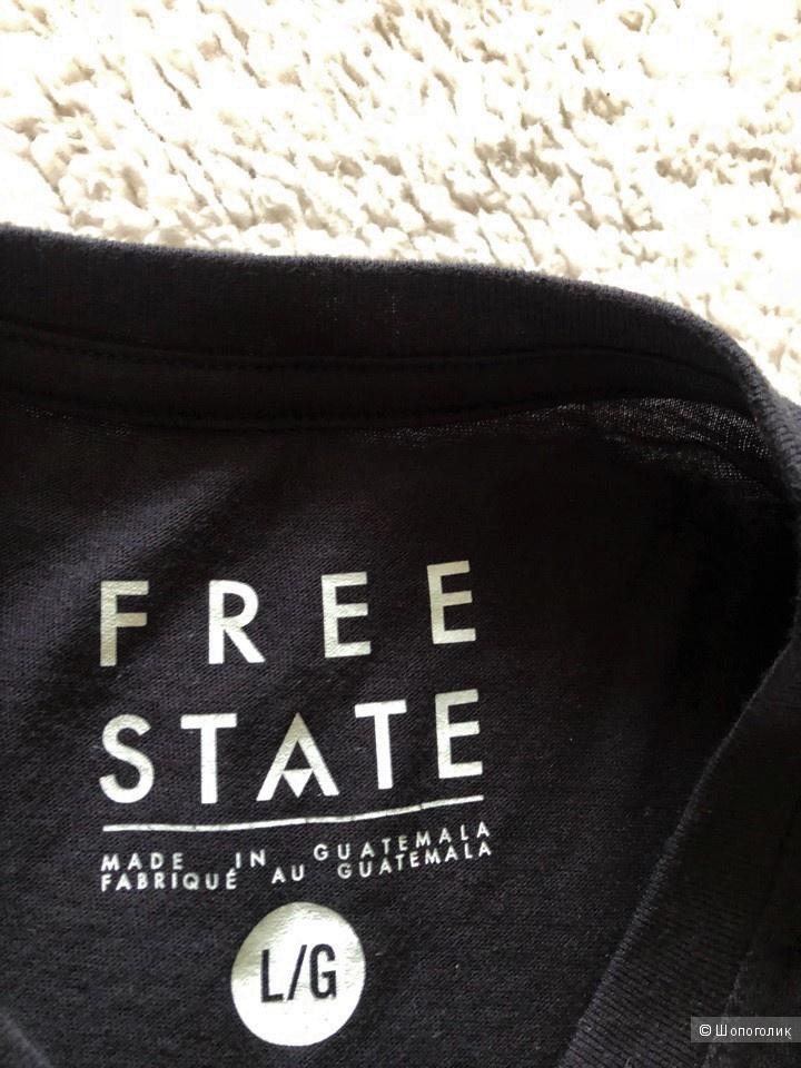 Женская футболка FREE STATE   размер L.