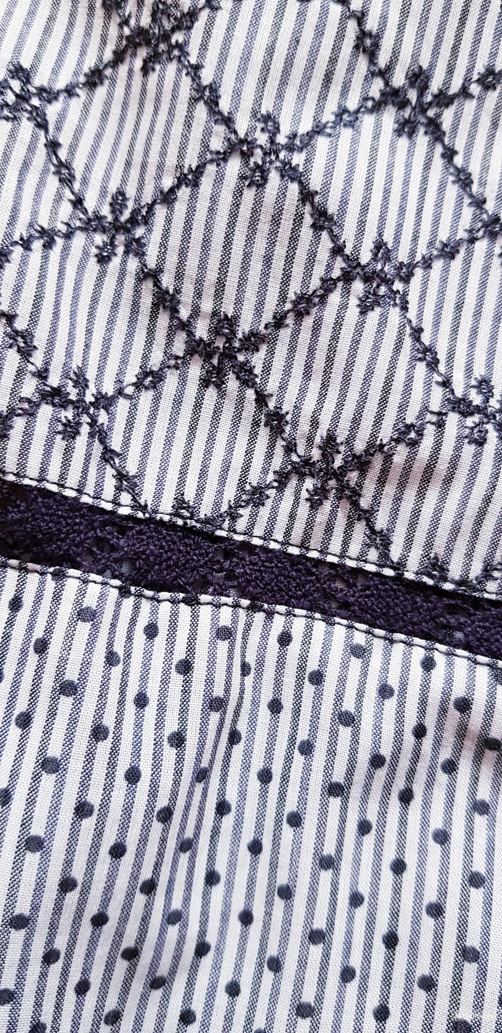 Блузка-рубашка. MONA. 42/44