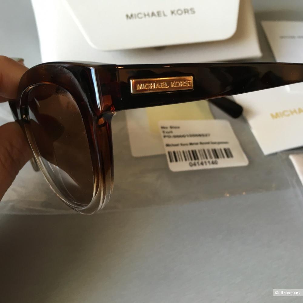 Солнцезащитные Michael Kors Ombre Sunglasses - Multi / No Size.