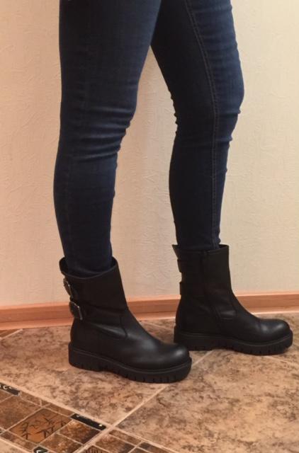 Ботинки Get it, 36-р (35)