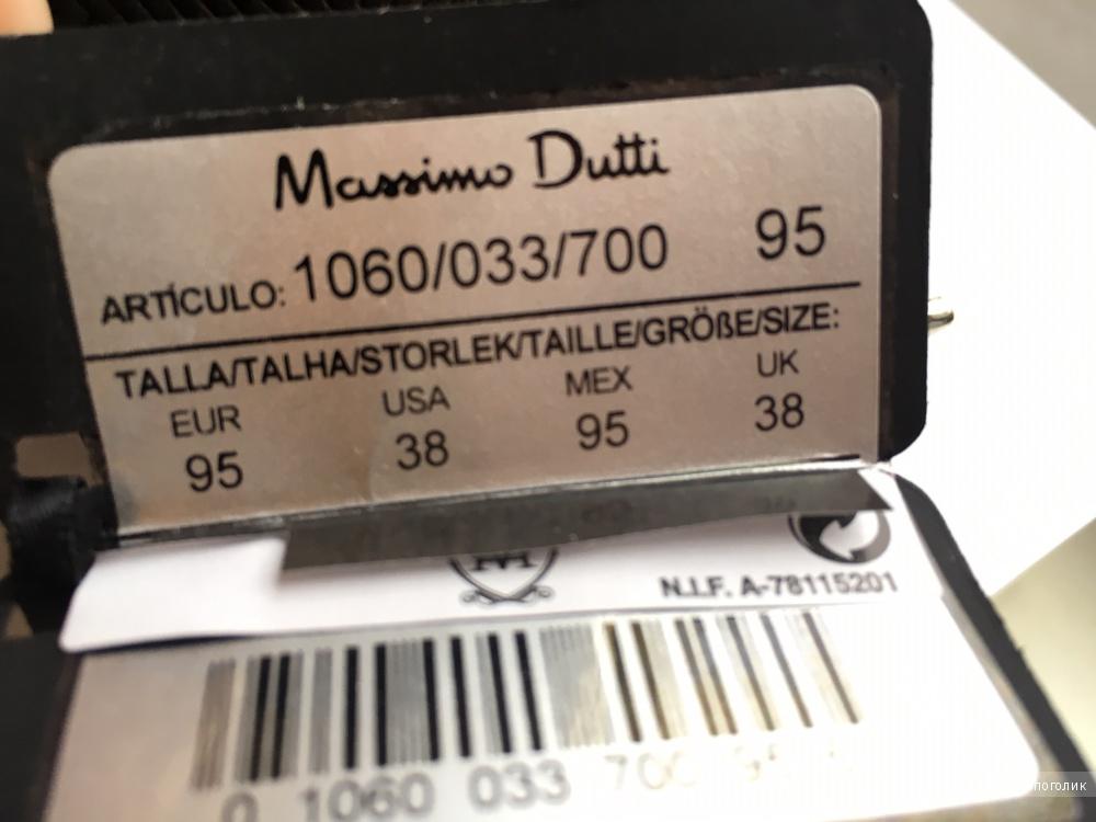 Мужской ремень Massimo Dutti размер 95