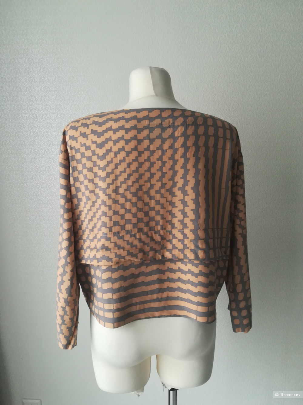 Блузка Bitte kai rand, размер Оверсайз