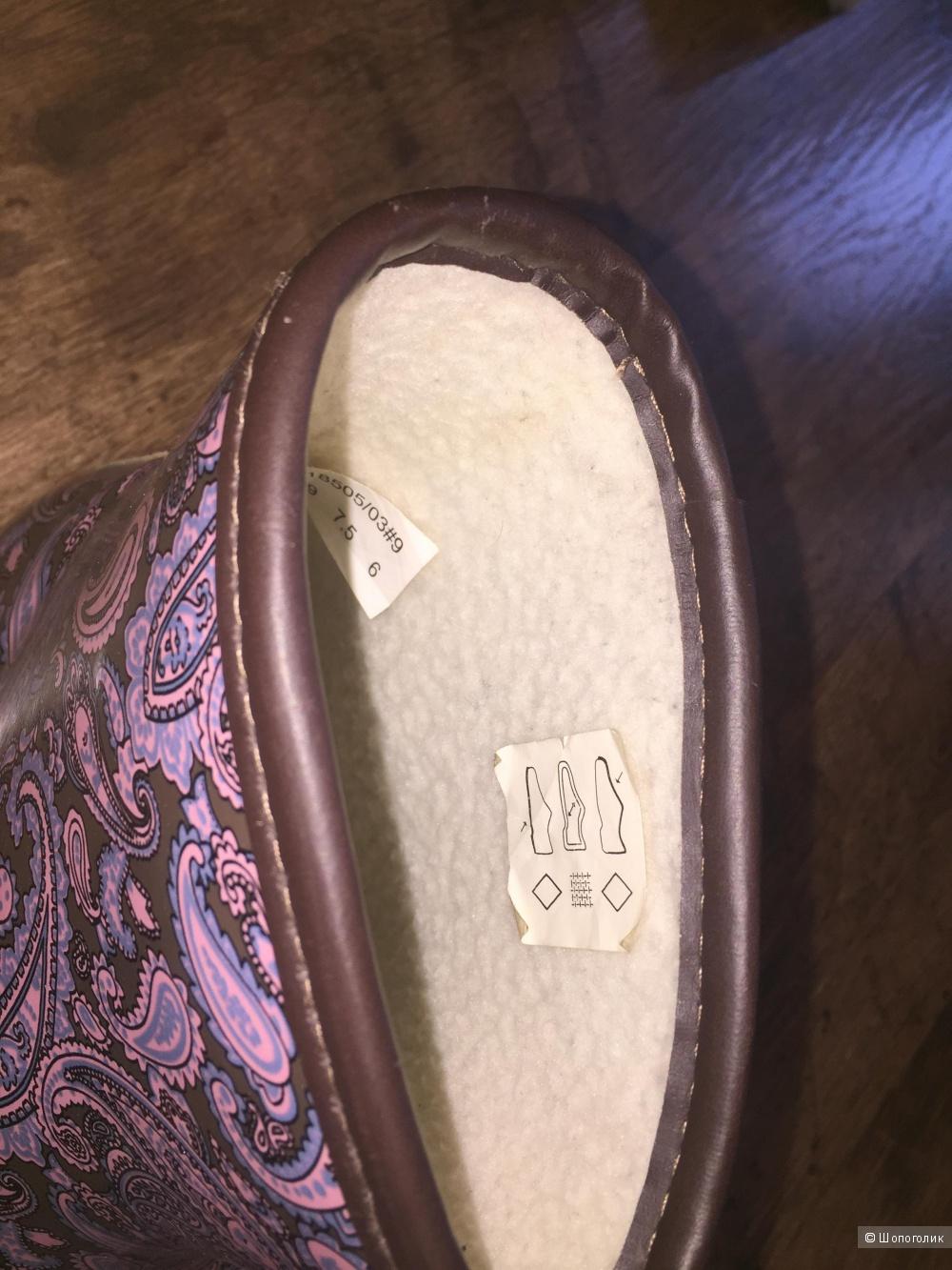 Сапоги резиновые Kedoo, 39 размер
